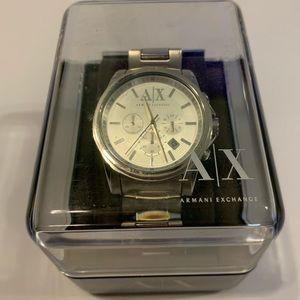 Armani Exchange men's watch AX 2058, used